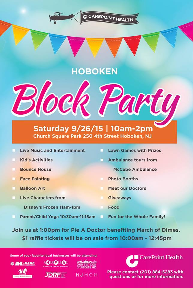 hoboken block party