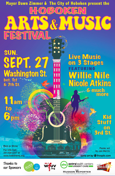 hoboken arts and music fest