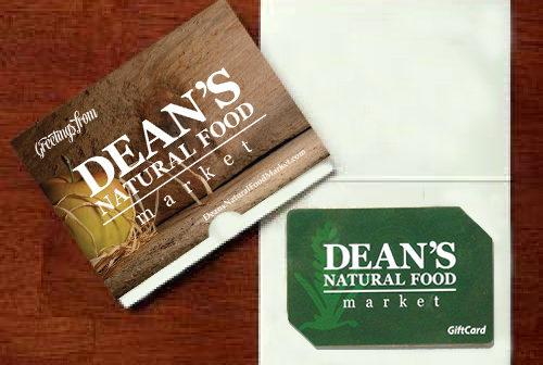 deans natural market