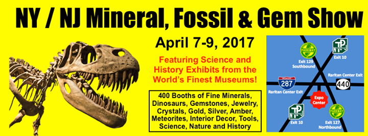 Mineral, Fossil, Gem & Jewelry Show