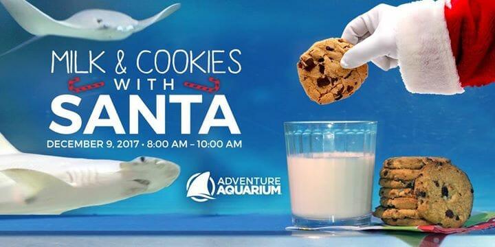 Milk Cookies With Santa Njmom