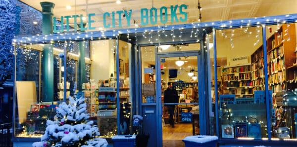 Little City Books Hoboken
