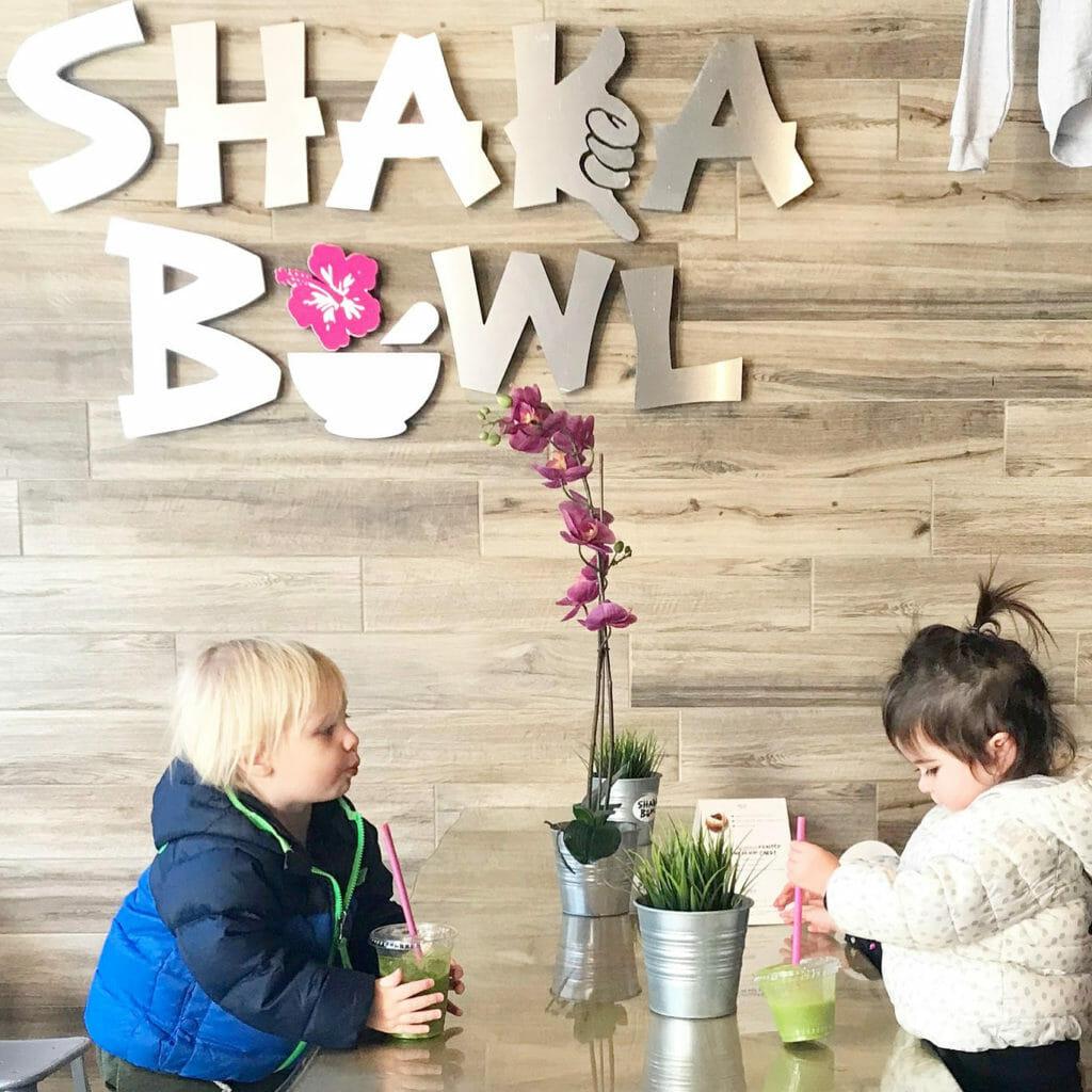 Tara Lappen Shaka Bowl Hoboken