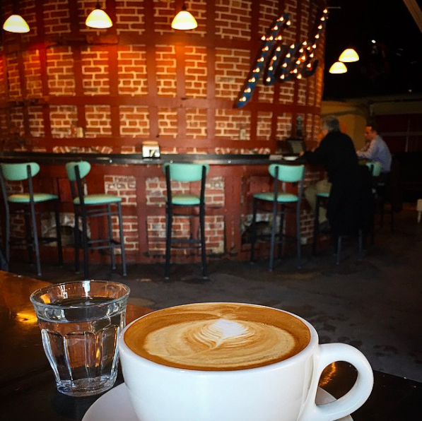 nj coffee shop