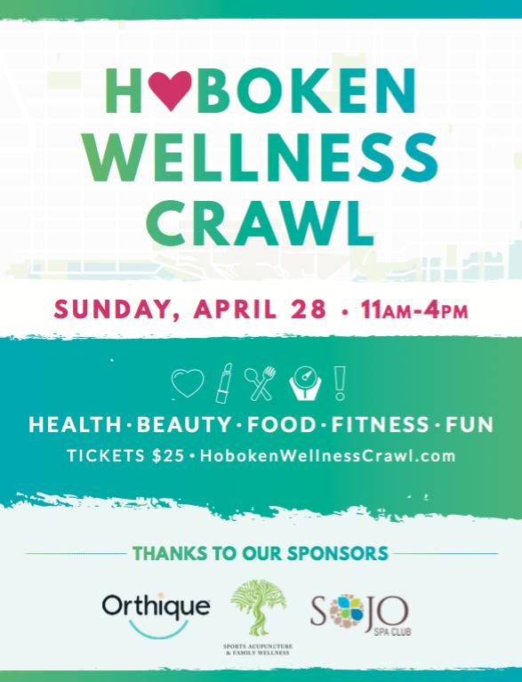 Hoboken Wellness Crawl