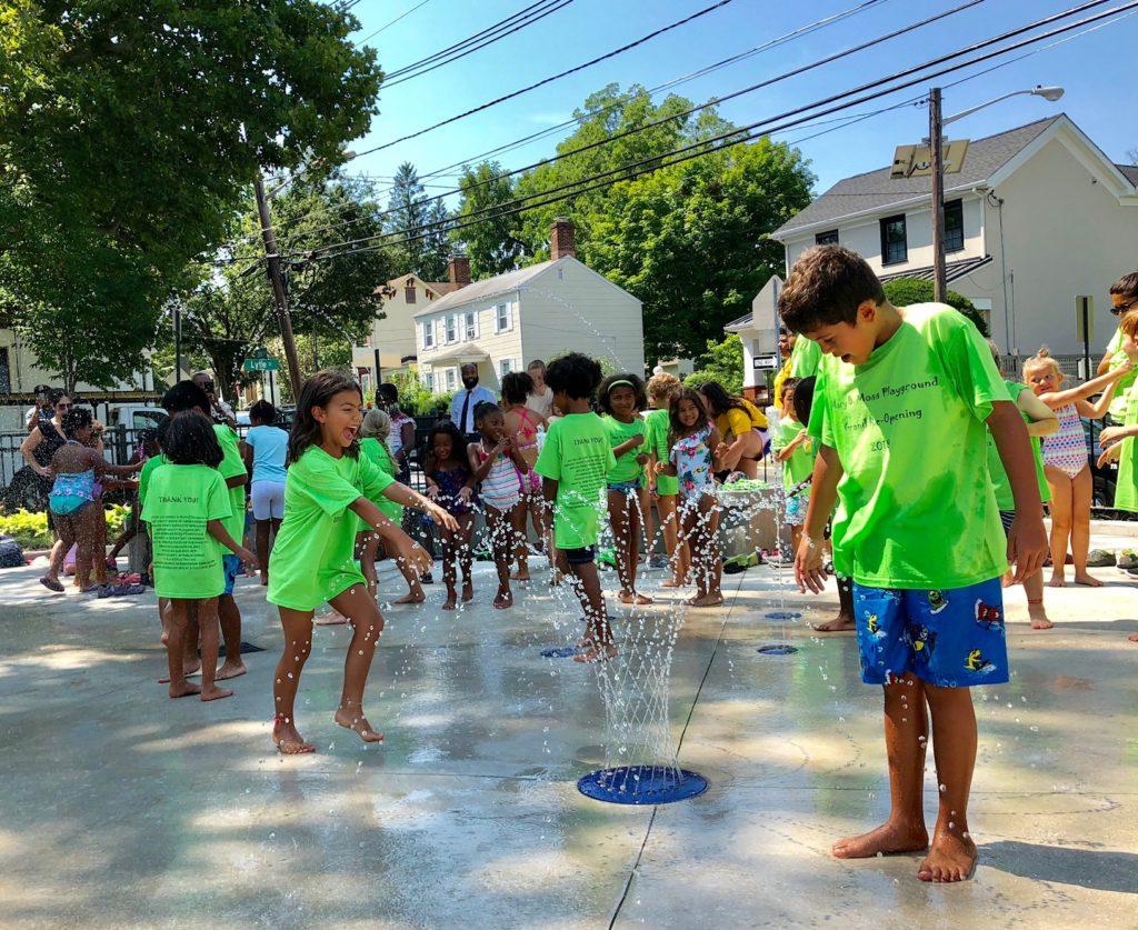 Princeton, Princeton NJ, Mary Moss playground