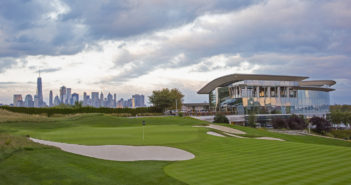 Liberty National Golf Course in Jersey City, NJ