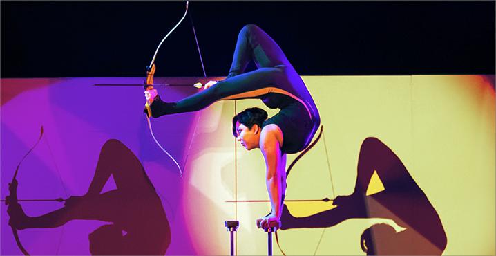 Holiday Dreams: A Spectacular Holiday Cirque at NJPAC