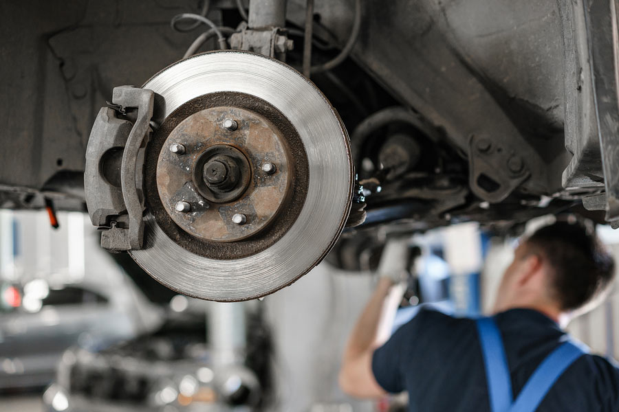 How to Save Bad Rotors on Your Car