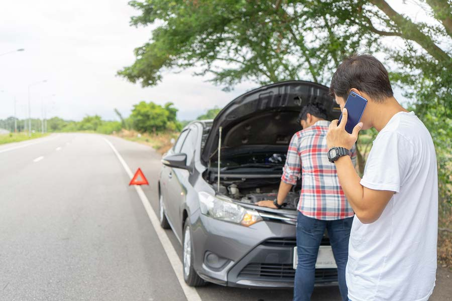5 Causes of Car Turning Off While Driving