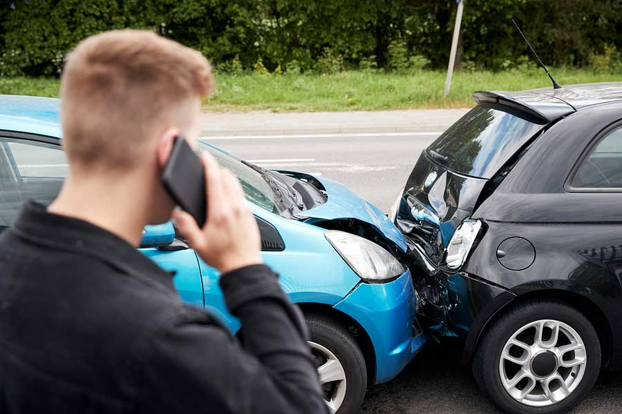 How Your Car Reports Your Accident Details Before You Do