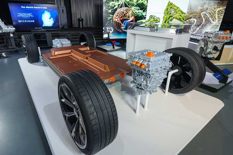 A New Electric Car Battery That Could Drive Prices Down