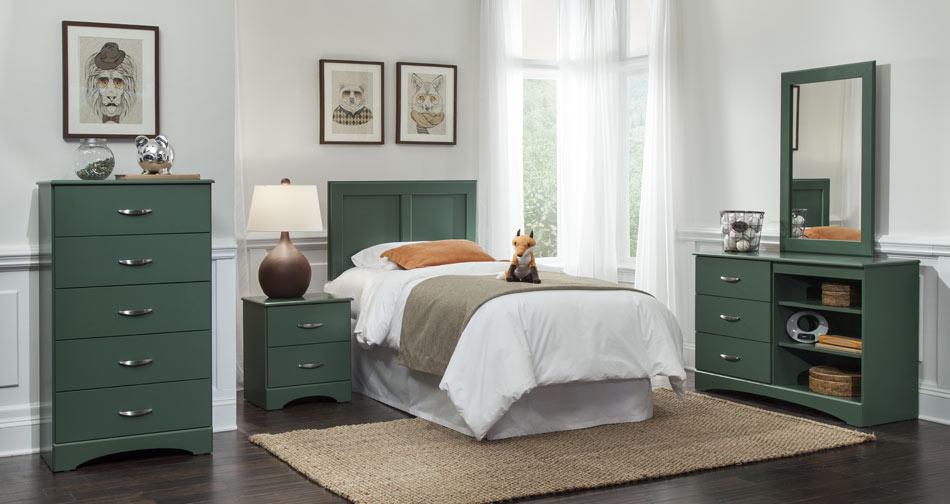 Union Furniture Bedroom 177 Olive