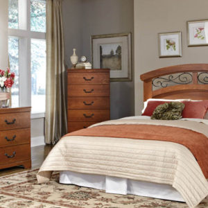 Union Furniture Bedroom 290 Liberty Creek
