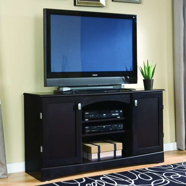 Union Furniture Entertainment Console 54-230 Black