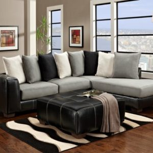 union furniture livingroom 6350 Idol steel