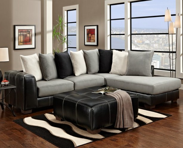 union furniture livingroom 6350 Idol steel