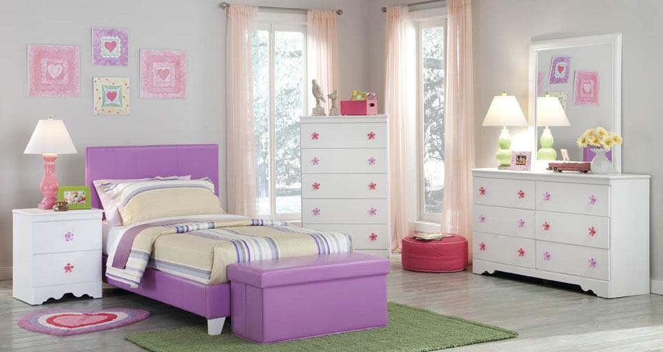 Twin Children\'s Bedroom Suite