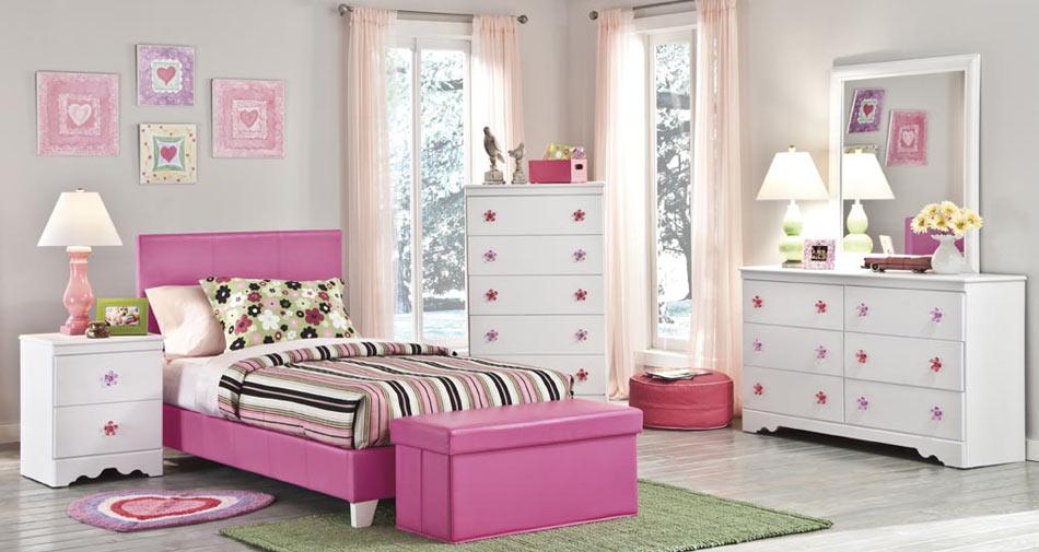 Full Children\'s Bedroom Suite