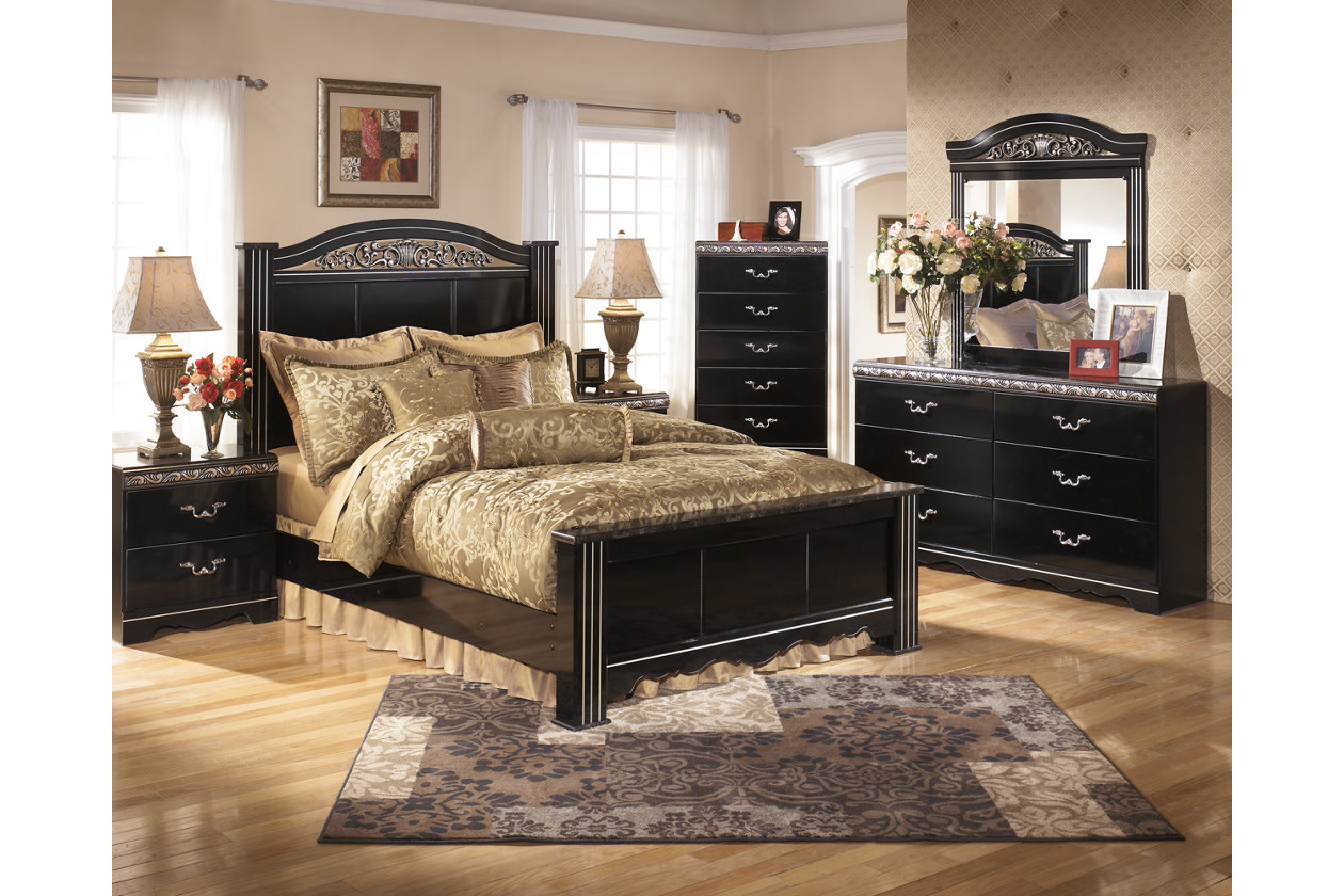 Union Furniture Bedroom B104