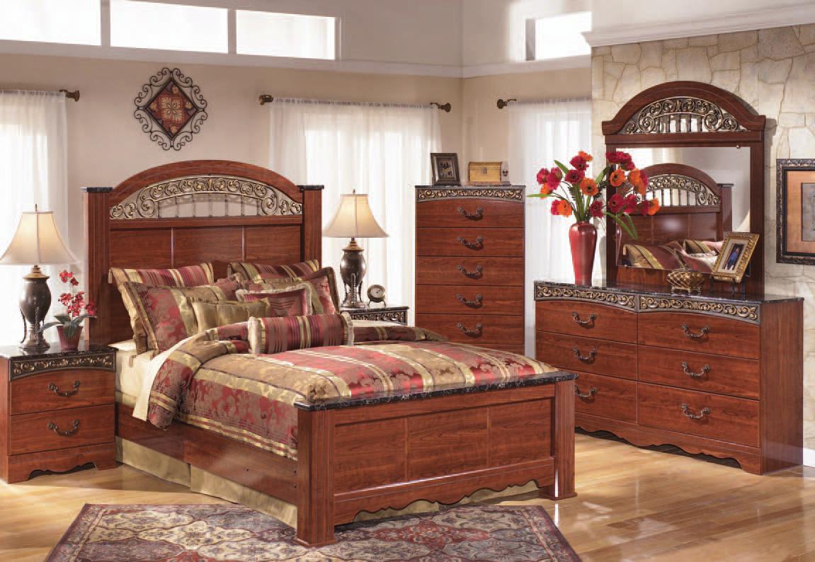 Union Furniture Bedroom B105