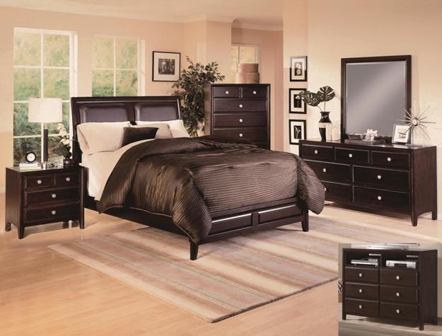 Union Furniture Bedroom B6200