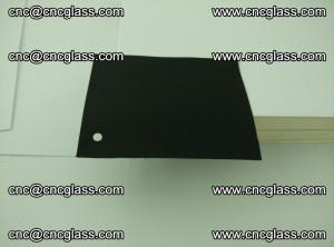 Black opaque EVA glass interlayer film for safety glazing (triplex glass) (1)