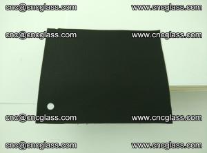 Black opaque EVA glass interlayer film for safety glazing (triplex glass) (10)