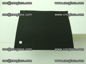 Black opaque EVA glass interlayer film for safety glazing (triplex glass) (12)