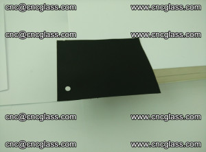 Black opaque EVA glass interlayer film for safety glazing (triplex glass) (23)