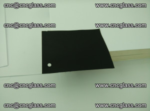 Black opaque EVA glass interlayer film for safety glazing (triplex glass) (24)