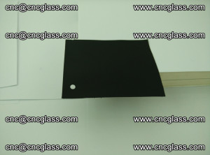 Black opaque EVA glass interlayer film for safety glazing (triplex glass) (25)
