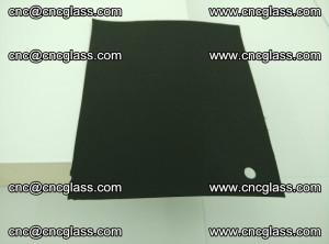 Black opaque EVA glass interlayer film for safety glazing (triplex glass) (3)