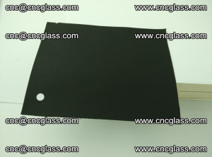 Black opaque EVA glass interlayer film for safety glazing (triplex glass) (5)