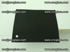Black opaque EVA glass interlayer film for safety glazing (triplex glass) (9)