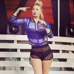 "Iggy Responds to instagram comment ""I Hate Iggy She Doesnt Write Her Own Songs""."