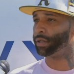 Joe Budden Talks About NYPD Manhunt.