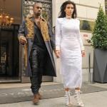 Kim Kardashian Attacked By Fans At Paris Fashion Week Show.