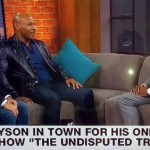 Mike Tyson Flips Out On Reporter 'Live On Canadian News'.