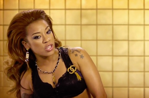 Keyshia Cole ft Gavyn Rhone Party Ain't A Party Official Video