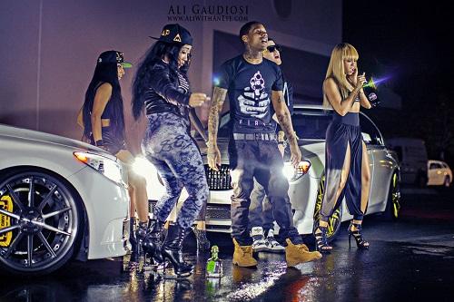 Music Video Jordan Hollywood ft. Yo Gotti, Lil Durk & Tory Lanez  10 Shots