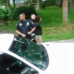 Officer Shoots 62 year old Woman With Stun Gun For Nothing