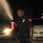 Officer Pepper Sprays College Student For Filming Him! (Video).