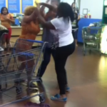 Video: Black Friday craziest Brawls 2014