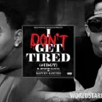 "(New Music) Kevin Gates Ft. August Alsina ""I Don't Get Tired""."