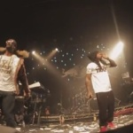 Video: Juicy J brings out  Lil Wayne in L.A.
