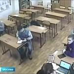Bullies Trip Student Who Hits his Throat on Desk and Dies.