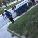 """(Warning Grahic Video) """"Don't Bring a Fist to a Shovel Fight""""."""