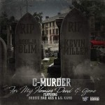 """C-Murder Ft. Lil Boosie For My """"Dead And Gone""""."""