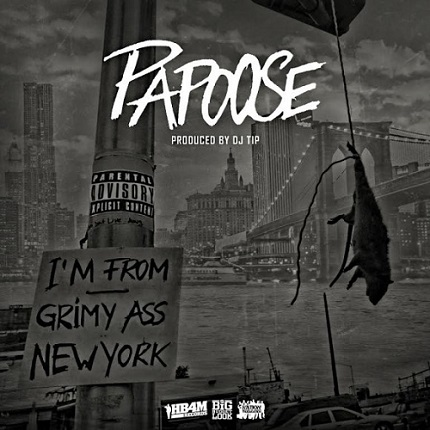 papoose grimy ass new york